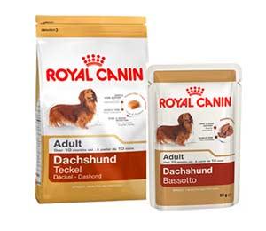 Сухой Корм Royal Canin (Роял Канин) Breed Health Nutrition Dachshund Adult Для Собак Породы Такса 1,5кг + Влажный Корм Royal Canin (Роял Канин) Для Собак Породы Такса 85г Паштет АКЦИЯ!