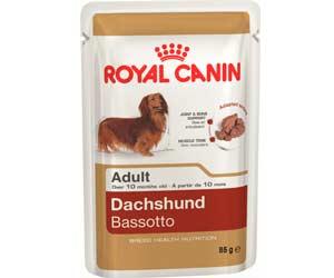 Влажный Корм Royal Canin (Роял Канин) Breed Health Nutrition Dachshund Wet Для Собак Породы Такса 85г Паштет (1*12)