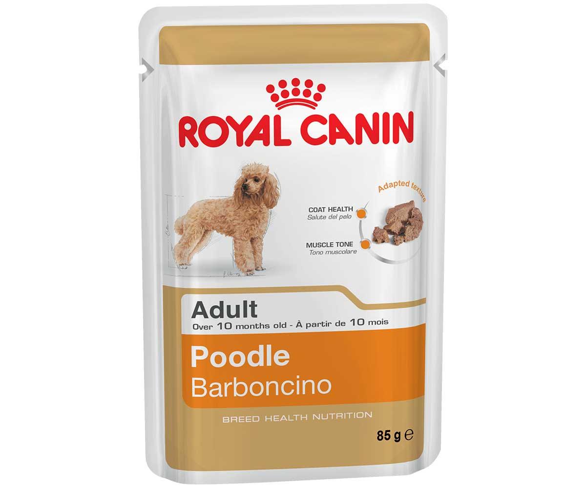 Влажный Корм Royal Canin (Роял Канин) Breed Health Nutrition Poodle Wet Для Собак Породы Пудель 85г Паштет (1*12)