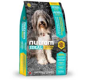 Сухой Корм Nutram (Нутрам) Ideal Sensitive Dog-Skin Coat & Stomach Для Собак с Повышенной Чувствительностью 2,72кг (1*4)