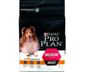Сухой Корм ProPlan (Проплан) Для Собак Средних Пород Курица с Рисом OPTI Health Medium Adult 14кг + 2,5кг АКЦИЯ!