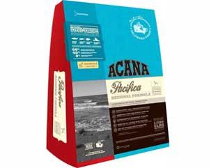 Беззерновой Сухой Корм Acana (Акана) Dog Regionals Pacifica Для Собак с Рыбой (лосось, сельдь, камбала, овощи и фрукты) 2,27кг