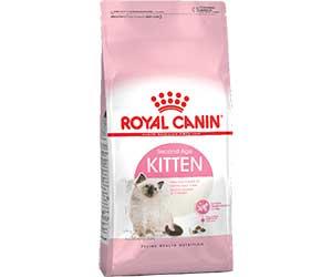 Сухой Корм Royal Canin (Роял Канин) Feline Health Nutrition Kitten 36 Для Котят Всех Пород 400г + Пауч в Подарок!
