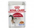 Влажный Корм Royal Canin (Роял Канин) Feline Health Nutrition Instinctive Jelly Для Кошек Аппетитные Кусочки в Желе 85г